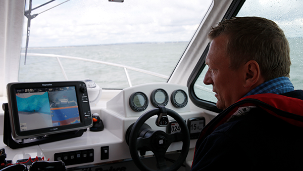 All Rounder Profile: Geoff Holt Image 7 | Raymarine - A Brand by FLIR