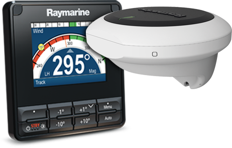 Evolution Autopilot – vinner av Sailing Today 2015 | Raymarine