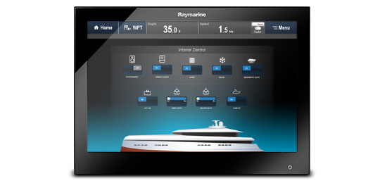 Finn ut mer om Digital Switching | Raymarine by FLIR