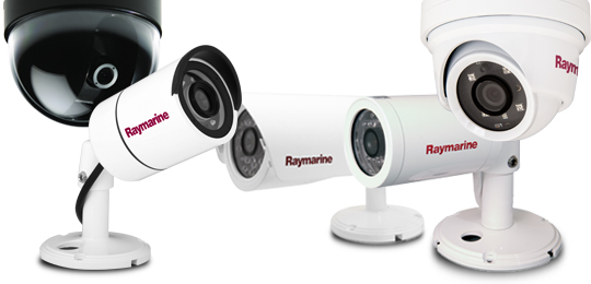 Marine Camera Media Resources | Raymarine