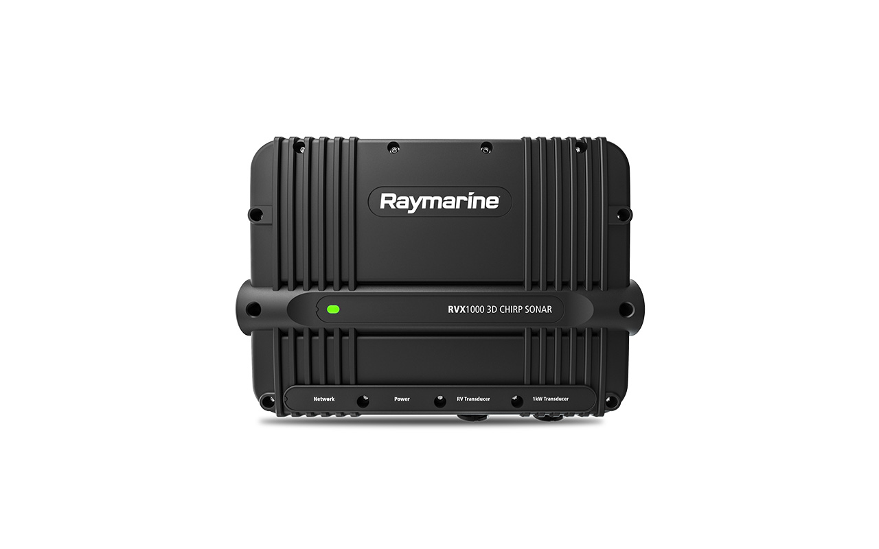 Fishfinder Typical System - Sonar Module | Raymarine - A Brand by FLIR