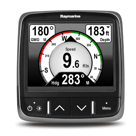 Raymarine i70 Instrument Display Front