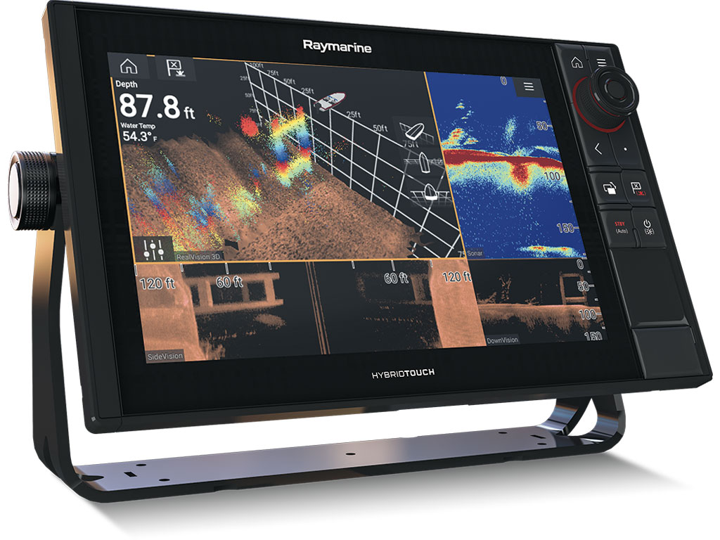 Kraftig ytelse | Raymarine by FLIR