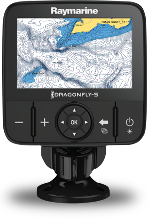 The Best Maps | Raymarine Dragonfly