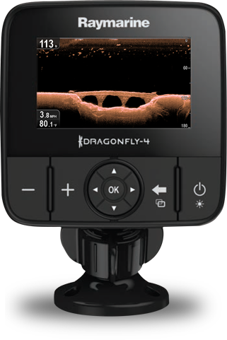 Dragonfly 5 Technical Specifications | Raymarine - A Brand by FLIR