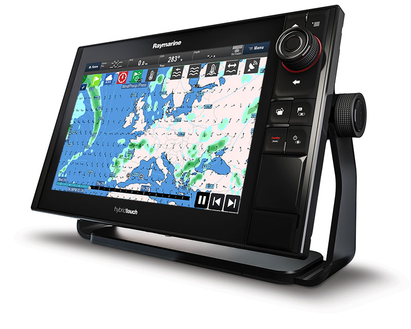 NYHET: appen GRIB View Global Weather | Raymarine fra FLIR