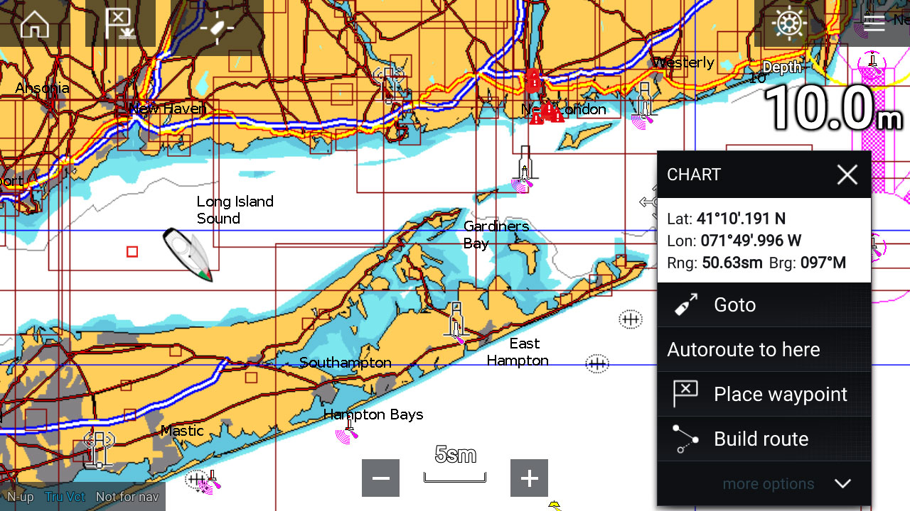 LightHouse 3.2 – Navionics Dock To Dock | Raymarine av FLIR