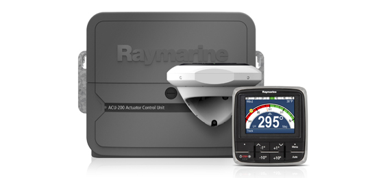 Ny eS-serie – alternativer for Evolution Autopilot | Raymarine