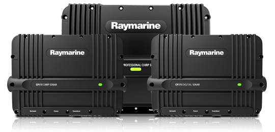 Ny eS-serie – alternativer for nettverkssonar | Raymarine