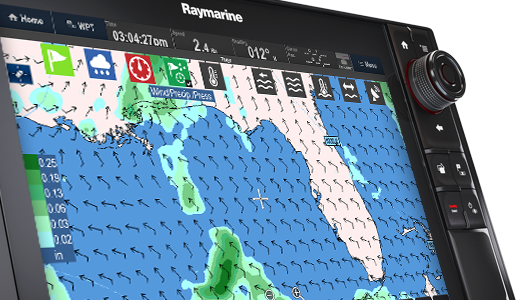 GRIB View – Global Weather | Raymarine