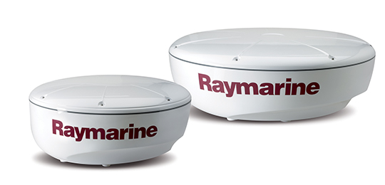 Raymarine Digital og HD Color lukket Radar | Raymarine fra FLIR