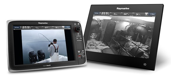 Video Cameras and MFDs | Raymarine