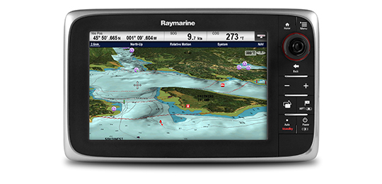 Find out more about the cSeries MFD | Raymarine