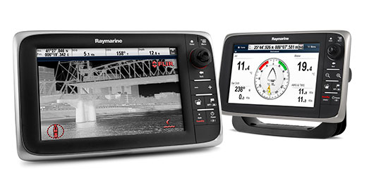 Finn ut mer om the cSeries Models | Raymarine by FLIR