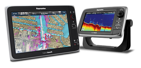 Finn ut mer om the eSeries Models | Raymarine by FLIR