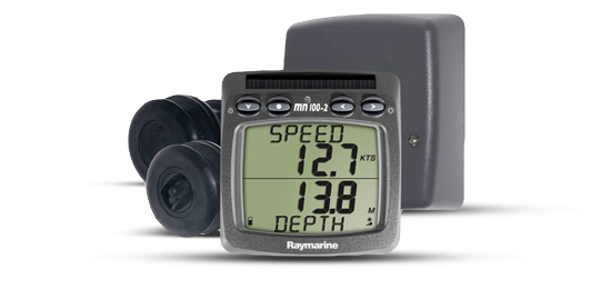 T100 Wireless Speed and Depth System | Raymarine - A Brand by FLIR