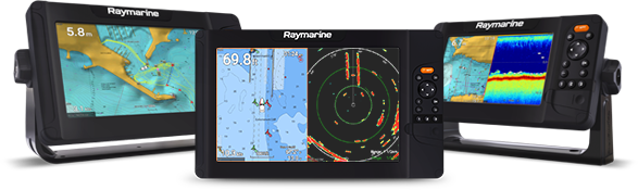 New - Element S in 7, 9 and 12 inch screens | Raymarine - A Brand by FLIR