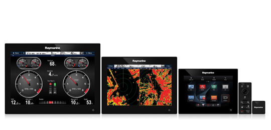 Order Printed Manuals for gS Series | Raymarine