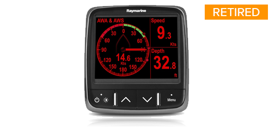 Order Printed Manuals for i70 | Raymarine